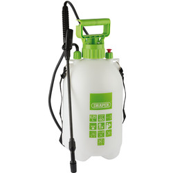 Draper Draper Pressure Sprayer 6.25L - 80010 - from Toolstation