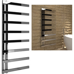 Kudox Kudox Astrillo Designer Chrome Towel Radiator 1150 x 500mm 853Btu - 80062 - from Toolstation