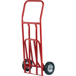 Barton Hand Truck with Folding Toe Plate 90Kg - 80080 - from Toolstation