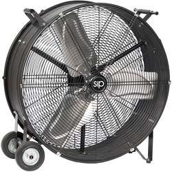 "SIP SIP 2 Speed Workshop High Velocity Drum Fan 24"" 250W - 80084 - from Toolstation"