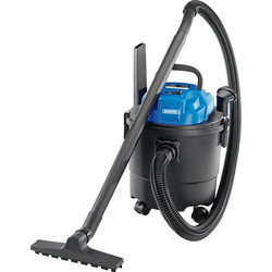 Draper Draper 15L Wet and Dry Vacuum Cleaner 230V - 80160 - from Toolstation