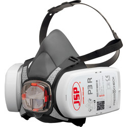 JSP JSP Force8 Mask With P3 PressToCheck Filters  - 80177 - from Toolstation