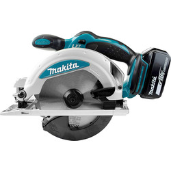 Makita DSS610RMJ 18V LXT 165mm Cordless Circular Saw