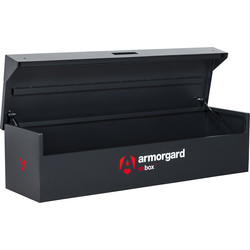 Armorgard Armorgard OxBox OX6 Truck Box 1800 x 555 x 445mm - 80249 - from Toolstation