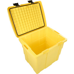 Grit & Salt Storage Bin 650 x 500 x 570mm - 80388 - from Toolstation