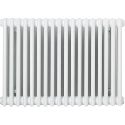 Arlberg Arlberg 3-Column Horizontal Radiator 600 x 854mm 3744Btu White - 80449 - from Toolstation