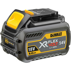 DeWalt 54V XR FlexVolt Battery 6.0Ah