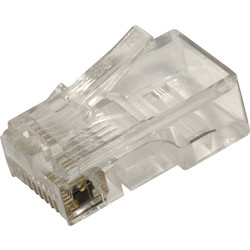 RJ45 8P8C Modular Connector  - 80508 - from Toolstation