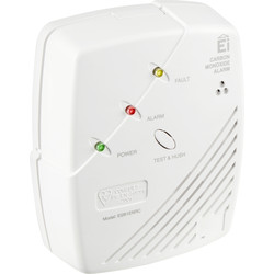 Aico Aico Ei261ENRC Carbon Monoxide Alarm 230V + Lithium Battery Back-up - 80510 - from Toolstation