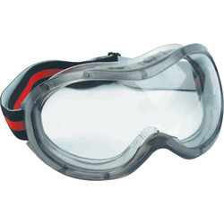 JSP Caspian Indirect Vent Safety Goggles