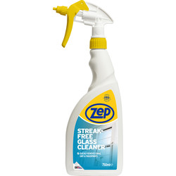 Zep Zep Commercial Streak Free Glass Cleaner 750ml - 80628 - from Toolstation