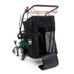 Webb Briggs & Stratton Petrol Walk Behind Vacuum Blower