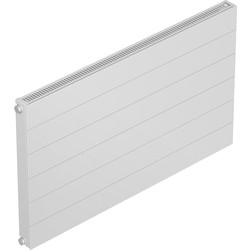 Tesni Lina Design Type 11 Single-Panel Single Convector Radiator 600 x 1200mm 4127Btu White