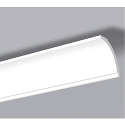NMC Classic Coving WT16 45mm x 45mm x 2m - 80737 - from Toolstation