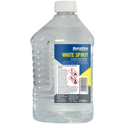 Barrettine White Spirit 2L - 80778 - from Toolstation