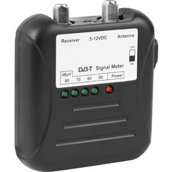 PROception PROception DVBT and Satellite Finder Meters DVBT Signal Meter - 80914 - from Toolstation
