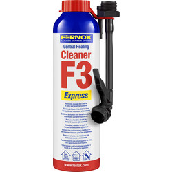 Fernox F3 Central Heating Cleaner Express 280ml