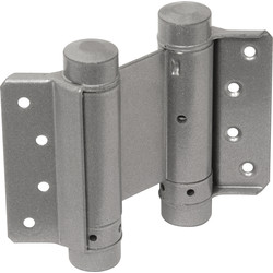 Double Action Spring Hinge 75mm - 81040 - from Toolstation