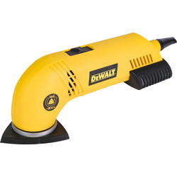 DeWalt DeWalt 300W Detail Sander 240V - 81097 - from Toolstation