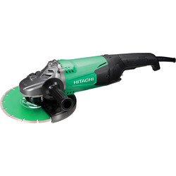 Hikoki Hikoki G23ST 2000W 230mm Angle Grinder 230V - 81106 - from Toolstation