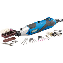 Draper Draper 53106 135W Rotary Tool Kit 240V - 81111 - from Toolstation