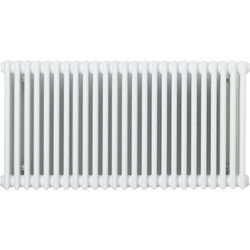 Arlberg Arlberg 2 Column Horizontal Radiator 592 x 1176mm 3875Btu White - 81319 - from Toolstation