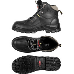 Blackrock Tomahawk Safety Boots Size 9 - 81456 - from Toolstation