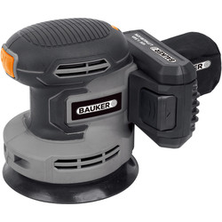 Bauker Bauker 18V Li-Ion Cordless Rotary Sander 1 x 1.5Ah - 81459 - from Toolstation