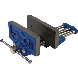 Woodworkers Vice 150mm - 81536 - from Toolstation
