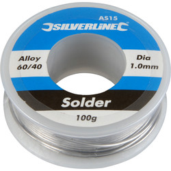 Professional use Solder 100g - 81552 - from Toolstation