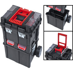 Heavy Duty Compact Wheeled Toolbox