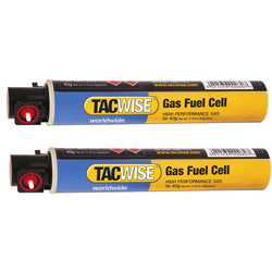 Tacwise Tacwise Gas Fuel Cell 80ml - 81770 - from Toolstation