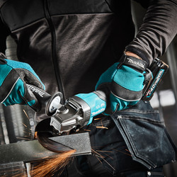 Makita XGT 40V Max Angle Grinder 125mm