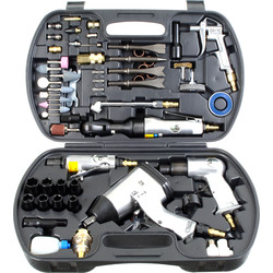 SIP SIP Air Tool & Accessory Set  - 81899 - from Toolstation