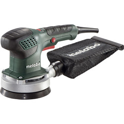 Metabo Metabo SXE 3125 310W 125mm Random Orbital Sander 240V - 81910 - from Toolstation