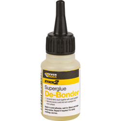 Everbuild Super Glue De-bonder 20ml - 81913 - from Toolstation