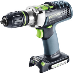 Festool Festool PDC 18/4 18V Cordless Combi Drill Body Only - 81941 - from Toolstation
