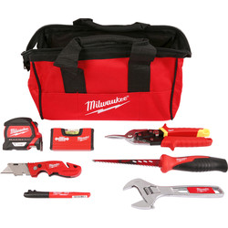 Milwaukee Milwaukee Hand Tool Set  - 82149 - from Toolstation