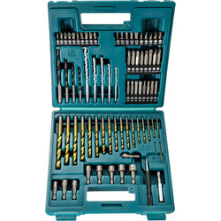 Makita Makita Screwdriver & Drill Bit Set 75 Pc - 82161 - from Toolstation