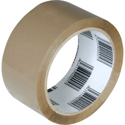 Packing Tape 48mm x 66m - 82213 - from Toolstation