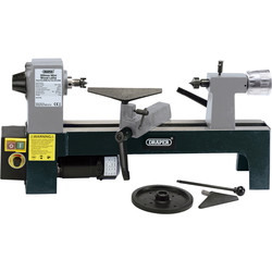 Draper Draper 250W Variable Speed Mini Wood Lathe 230V - 82312 - from Toolstation