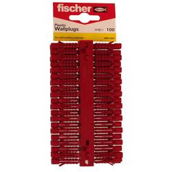 Fischer Plastic Contract Wall Plug