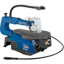 Scheppach Scheppach SD1600F 125W 405mm Variable Speed Scroll Saw 240V - 82591 - from Toolstation