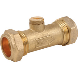 Reliance Valves Reliance Double Check Valve 15mm - 82616 - from Toolstation