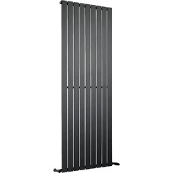 Ximax Ximax Oxford Single Designer Radiator 1800 x 670mm 4226Btu Anthracite - 82619 - from Toolstation