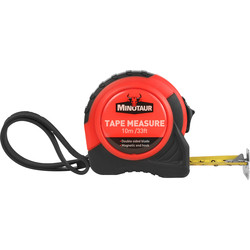 Minotaur Minotaur Measuring Tape 10m - 82630 - from Toolstation