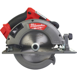 Milwaukee Milwaukee M18CCS66-0 18V Li-Ion Fuel 66mm Circular Saw Body Only - 82807 - from Toolstation