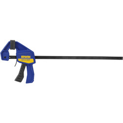 Irwin Irwin Quick-Grip Mini Clamp 300mm - 82843 - from Toolstation