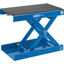Draper Draper Motorcycle Scissor Stand with Pad 450kg - 82904 - from Toolstation