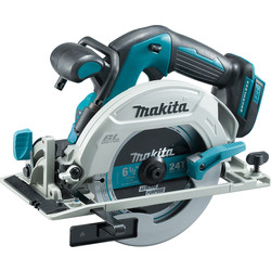 Makita Makita DHS680Z 18V LXT Brushless 165mm Cordless Circular Saw Body Only - 82977 - from Toolstation